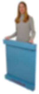 Run-A-Weigh Portable Platform Scale