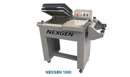 Nexgen 1000 Shrinkwrap Machine