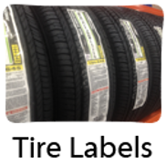 On-Demand Label Printing - Tire Labels