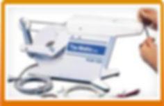 Tie-Matic HD78 Twist Tie Machine