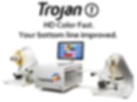 Trojan One On-Demand Label Printer