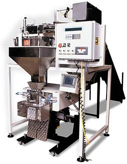 US 7000 Production Polybagger - Automatic Net Weigh Scale