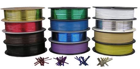 Spool and Cut Twist Ties