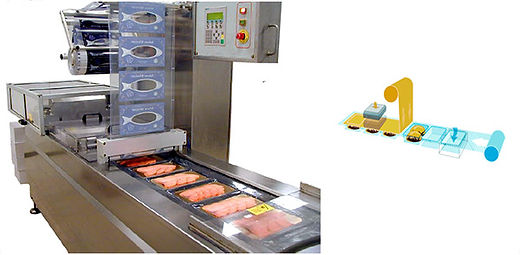 DaVinci Freedom Thermoform Tray Systems