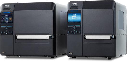 CL4NX On-Demand Thermal Transfer Printing