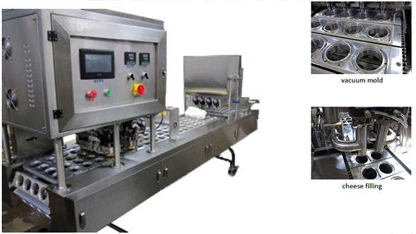 DaVinci Tray Sealing Machine