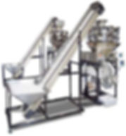 US 8000 Production Polybagger - Combi Scale