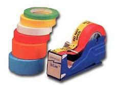 Custom Printed Colored Flatback Tape
