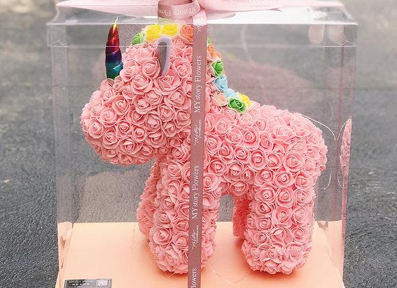 Synthetic Unicorn Pink