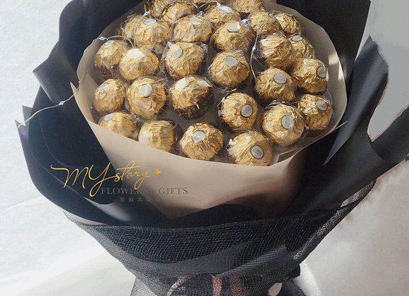 Ferrero Rocher Bouquet (36pieces)