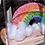 Thumbnail: Rose Synthetic-Rainbow(Acrylic Box)