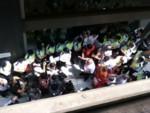 「反日デモ」当日の香港