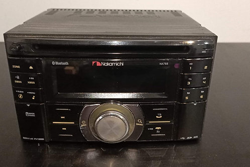 Nakamichi NA778 Radio/CD/USB/Bluetooth