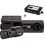 fit own mobile dash cam front, rear and hardwire installation