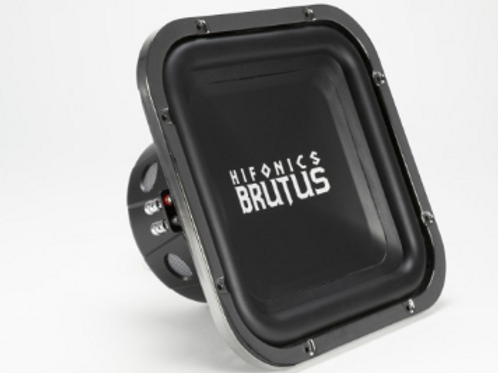 Hifonics BRZ12SQD4 Brutus Subwoofer