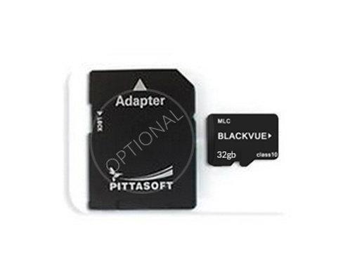 Auto BlackBox 32GB SD Card