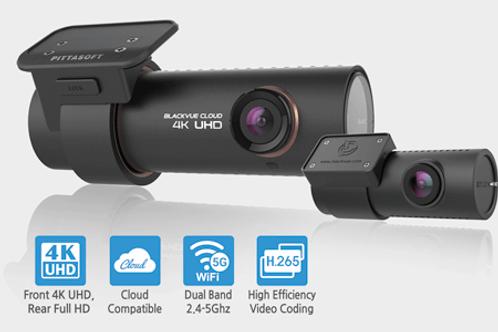 Blackvue DR900S-2CH 4K dash cam