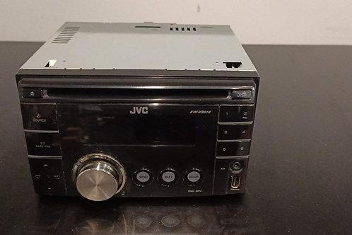 JVC KW-XR616 Radio/CD/USB