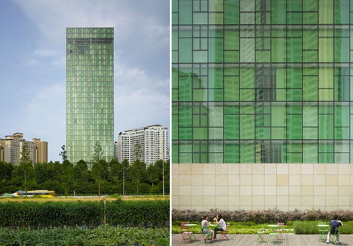 NHN HEADQUARTERS - Bundang, Korea