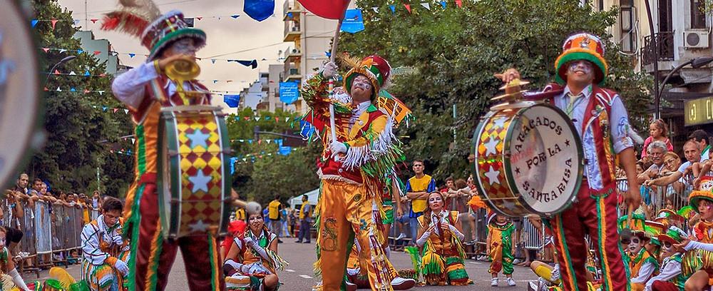 Carnaval Porteño en Palermo