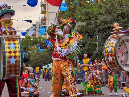 ¡Víví el Carnaval Porteño en Palermo I!