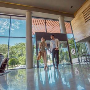 Lanzamiento internacional hotel en Tandil