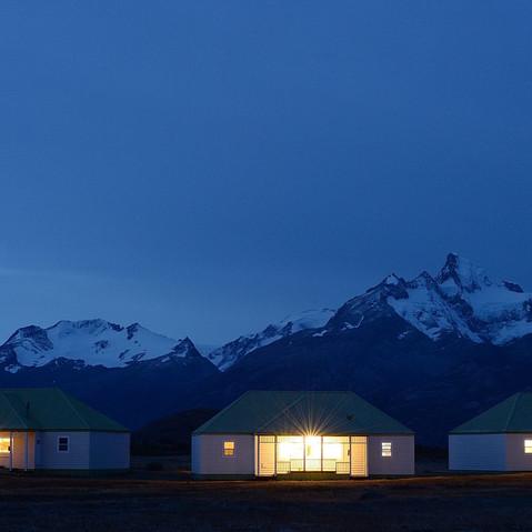 Estancia Cristina: Un viaje de antaño a la Patagonia.