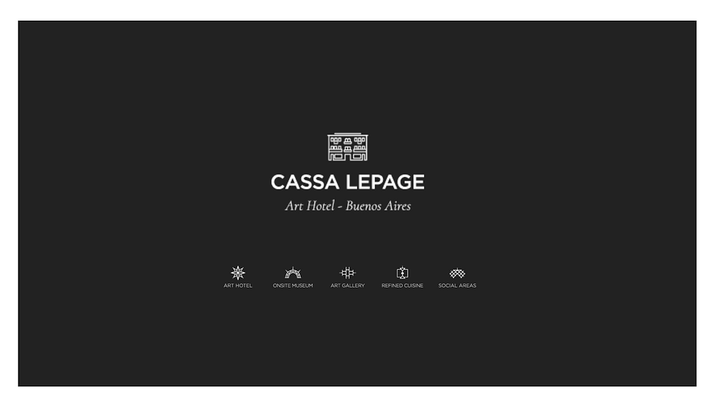 Cassa Lepage Usina Cultural Buenos Aires