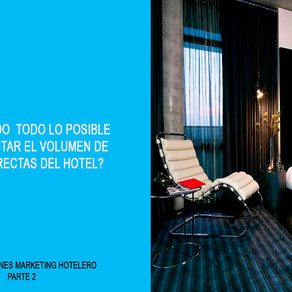 # 2 - Guia de marketing Hotelero