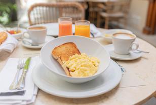 Cassa Lepage breakfast a la carte