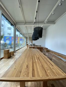 Cassa Lepage Terrace Meeting Room