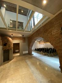Cassa Lepage Museum Auditorium