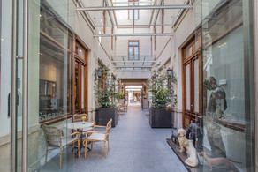 Cassa Lepage Art Hotel