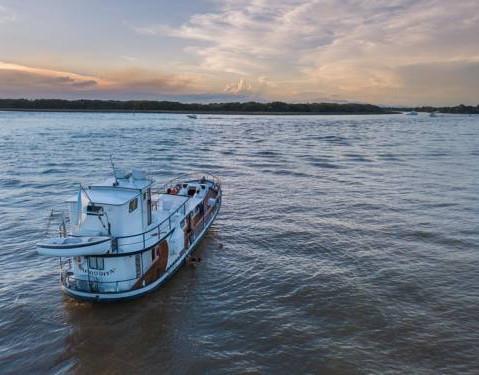 Paseo por el Delta en barco