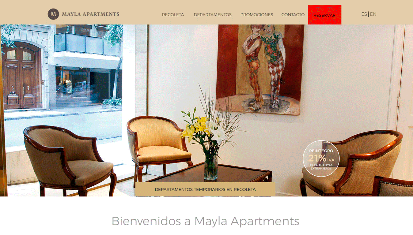Mayla Apartments