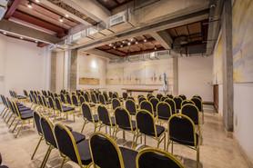 Auditorium at Cassa Lepage