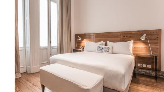 Cassa Lepage Superior Room