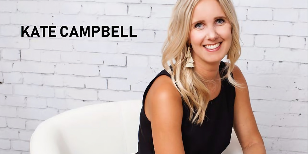 CATAPULT YOUR CAREER with Kate Campbell of Splash Strategy