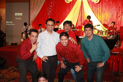 TICB Christmas Party 2015