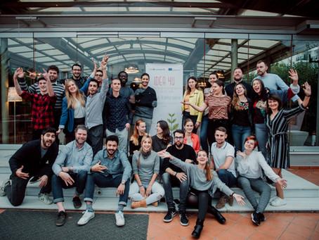 #IDEA4U training course in Greece ends.