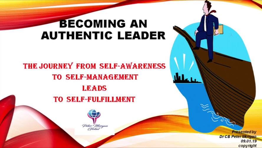 Transformational or Authentic Leadership