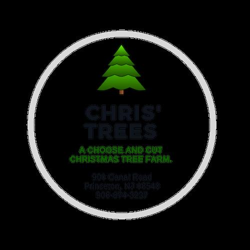Christmas Tree Farm Logo.Chris Trees Of Princeton Nj Christmas Tree Farm