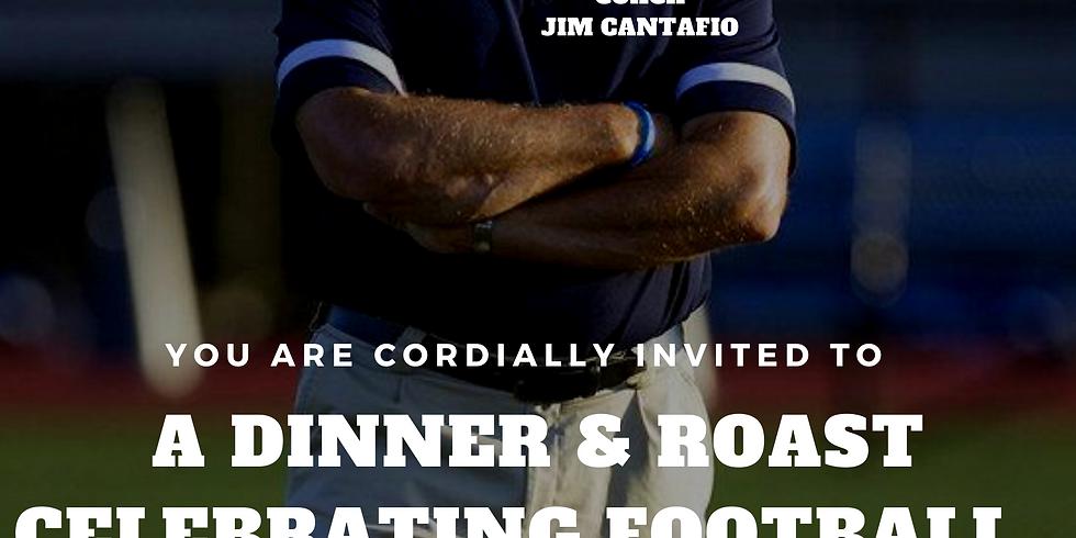 Celebrating a Career in Football- Jim Cantafio