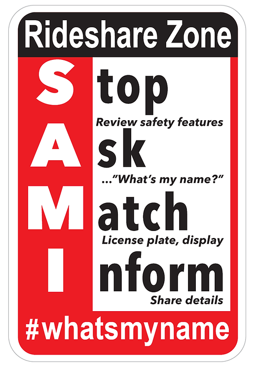 SAMI Stickers (Pack of 10)