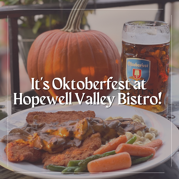 Yellow and Brown Bold and Dynamic Photo Events Oktoberfest Instagram Post (Facebook Post)