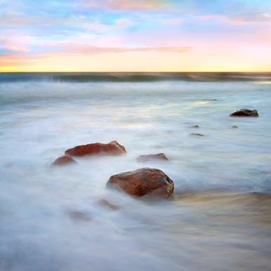 17 - Pastel Sunset