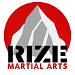 RIZE Martial Arts. Youths. Teens. Adults.