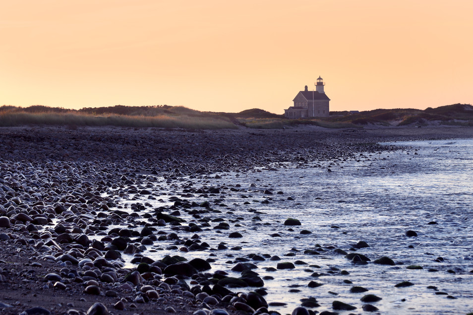 10- North Light - Block Island