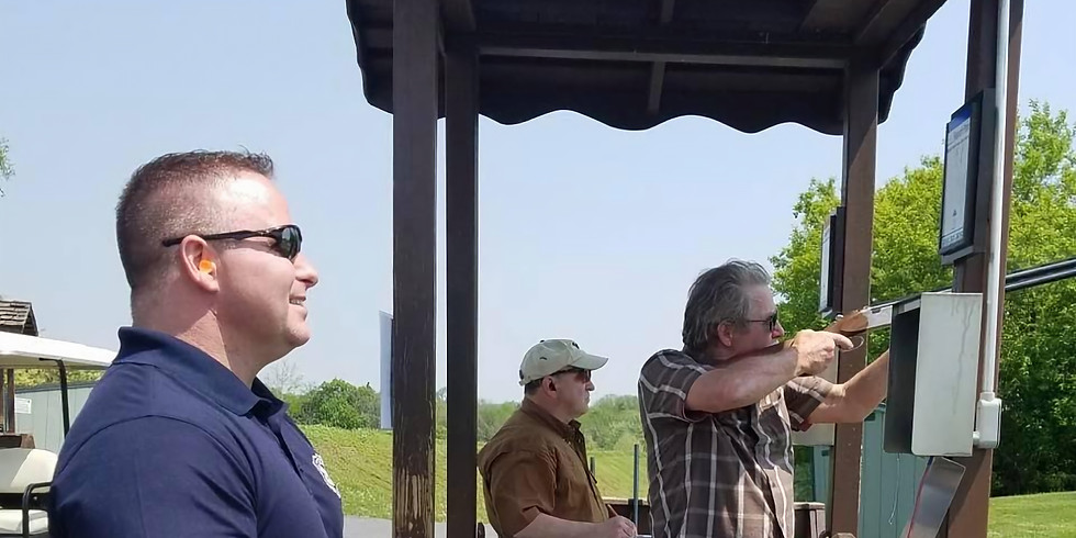 2020 Montgomery Twp. PBA Charitable Fund Sporting Clays Fundraiser