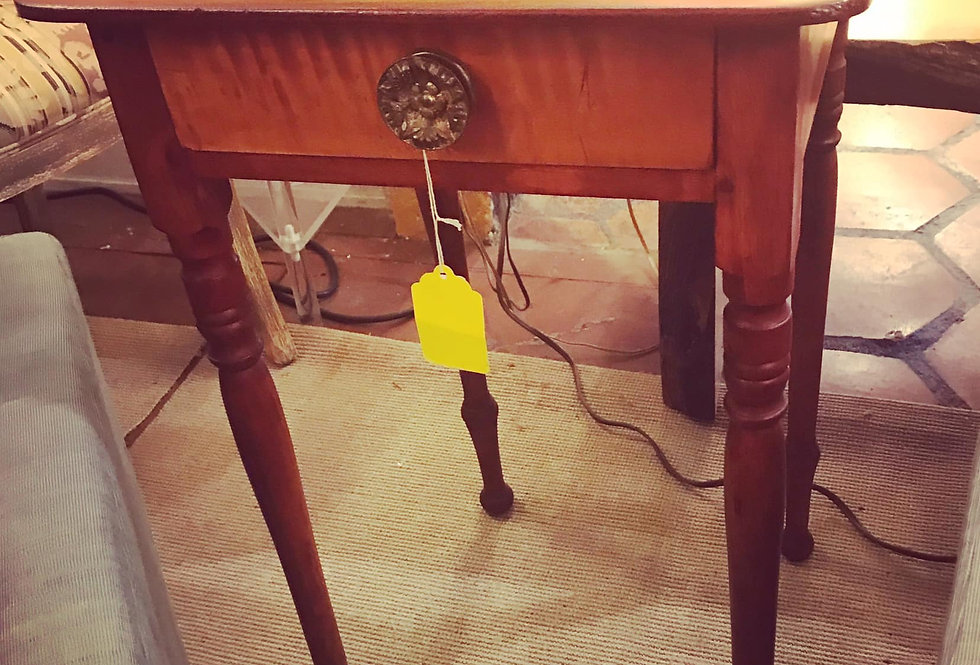 1800's American Work Table